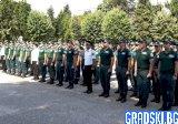 82 завършили гранични полицаи положиха клетва