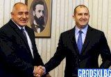 ГЕРБ и Румен Радев – най-после заедно на маса