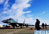 Катастрофа с МиГ-29 край Шабла - изчезнал пилот