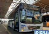 Нови автобуси MAN по линия 204