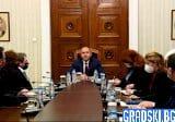 Партиите на консултации при президента Радев