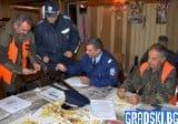 Служба КОС с инструктаж на ръководителите на ловни дружинки