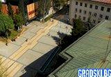 В Ловеч се шофира и в пешеходните зони
