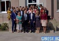 Красимир Вълчев на среща с учители в Поморие