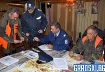 Служба КОС инструктира ръководителите на ловните дружинки