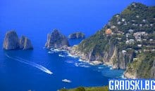 Острови в Италия