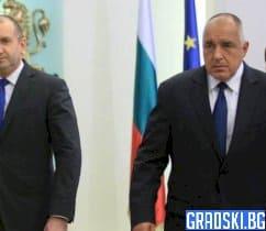 Сериозно конфликт се зароди между Бойко Борисов и Румен Радев