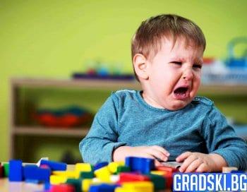 Гневни изблици на дете