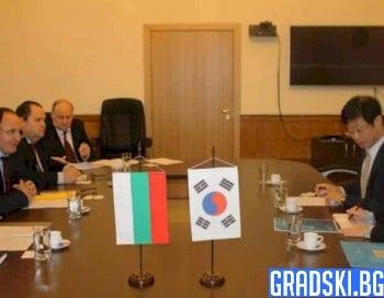 Южна Корея и България засилват земеделското сътрудничество