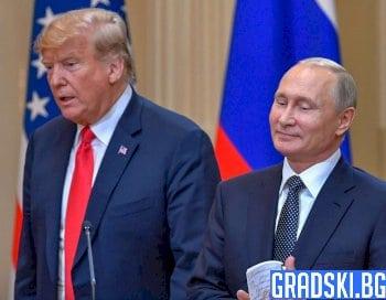 """Тръмп определи Путин като """"шахматист от световна класа"""""""