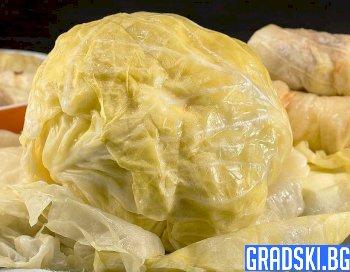 Класическа българска рецепта за кисело зеле