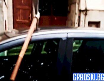 Най-новата екстра в Ловеч - кола с Кирка
