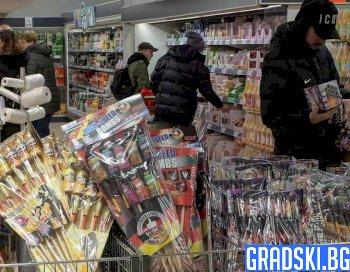 МВР обяви, че ще наблюдава за продажбите и употребата на пиротехника