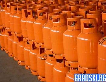 Инциденти с газови бутилки