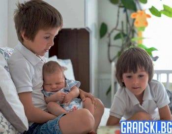 Най-голямото дете в семейството
