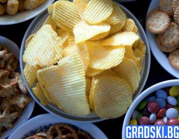 Класация на най-вредните храни