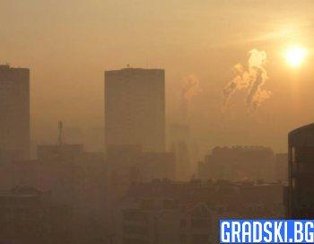 Въздухът в София ще бъде следен от нови сензори