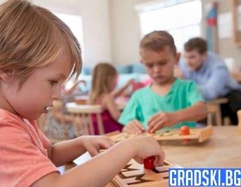 Методът Монтесори официално въведен в детските градини в Пловдив
