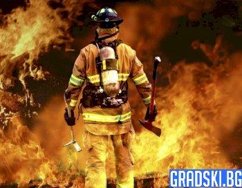 Пожар на Самотраки