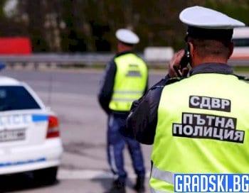 Полицията отговаря на удара