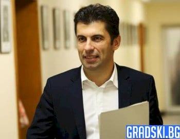 Петков обсъжда бъдещата политическа сцена в България