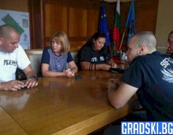 Кампания между мотористи и столична община