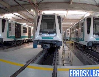 Третата линия на метрото ще тръгне през април