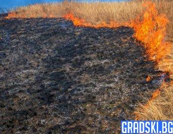 Проверки за запалени стърнища могат да доведат до глоби