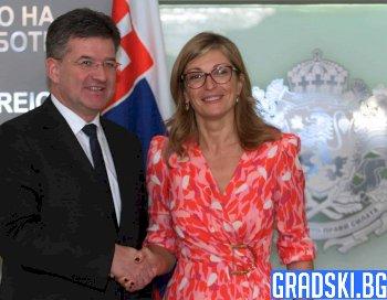 Отношенията между България и Словакия се засилват