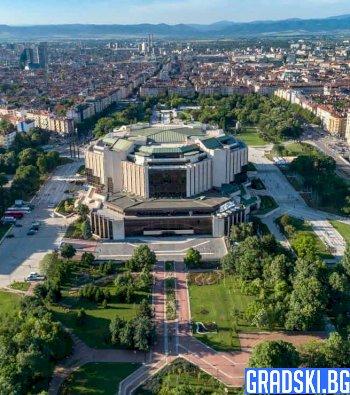 Продължава проекта по озеленяване в София