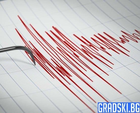 Силно земетресение от 7 по Рихтер удари Гърция