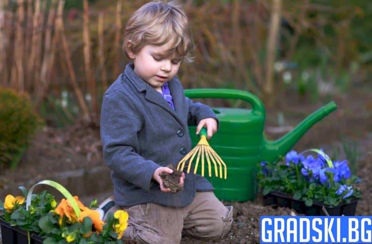 Как да възпитаме децата си в екология