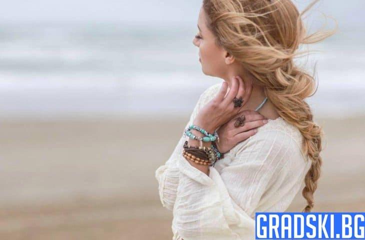 Коса на плажа