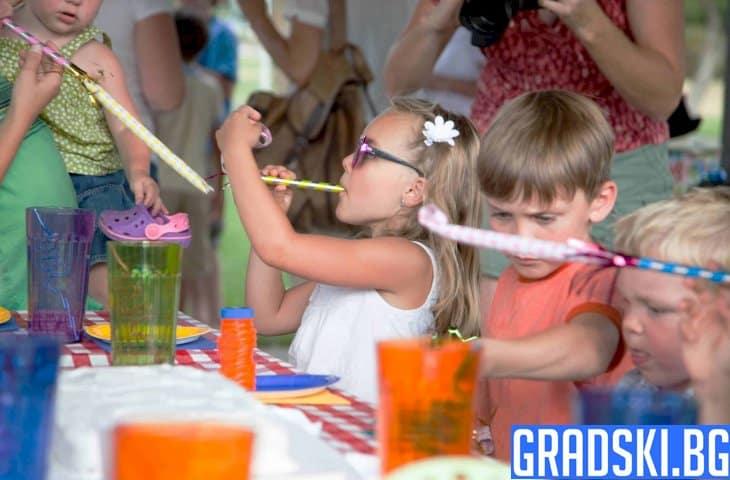 Детско лятно парти
