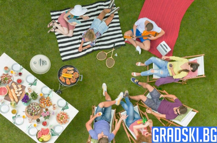 Игри за пикник