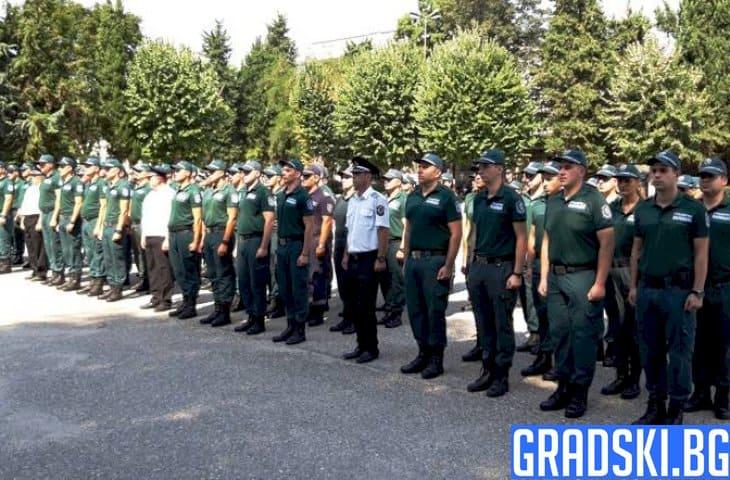 Стажанти в Академията на МВР в Пазарджик положиха клетва