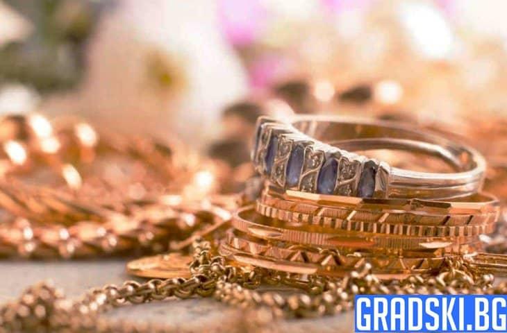 Модни тенденции при златните бижута