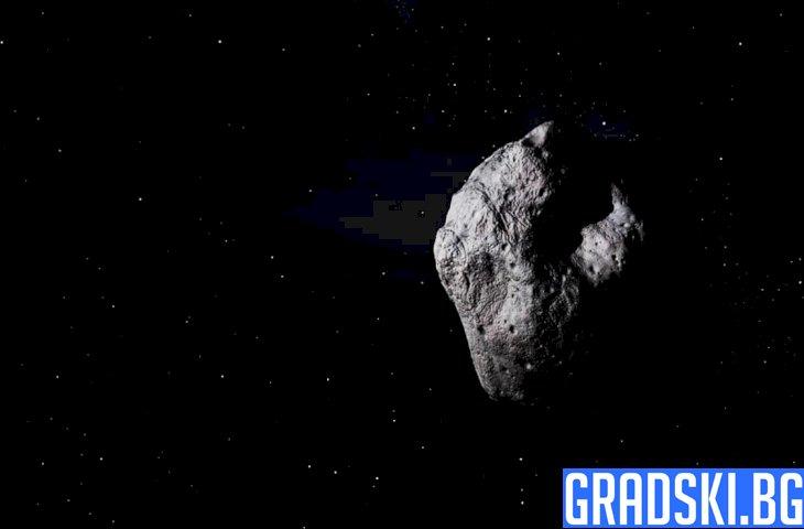 Описание на астероида, който ще мина покрай нас