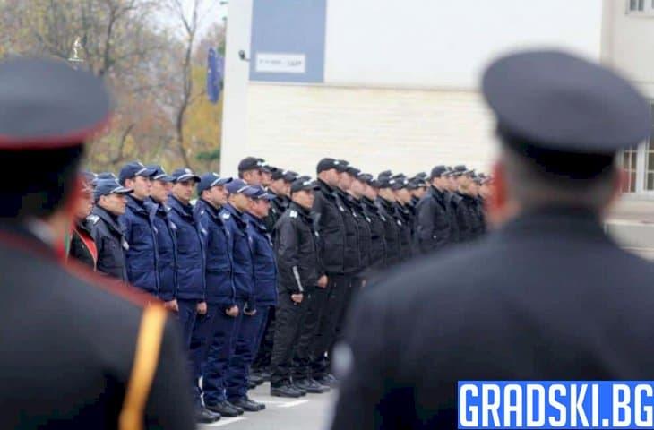 На 8 ноември българската полиция отбелязва професионалния си празник