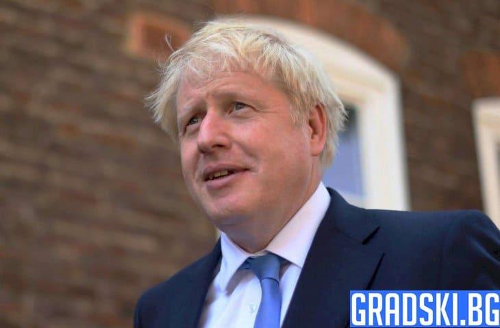 Борис Джонсън - министър-председател на Великобритания