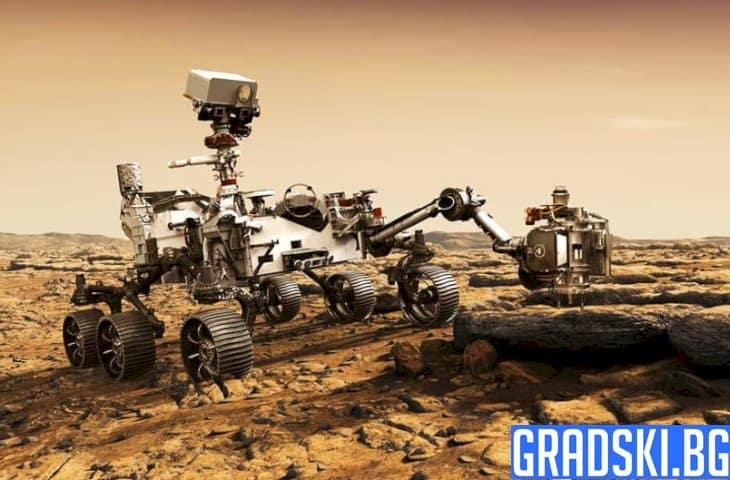 Как човечеството стигна до Марс