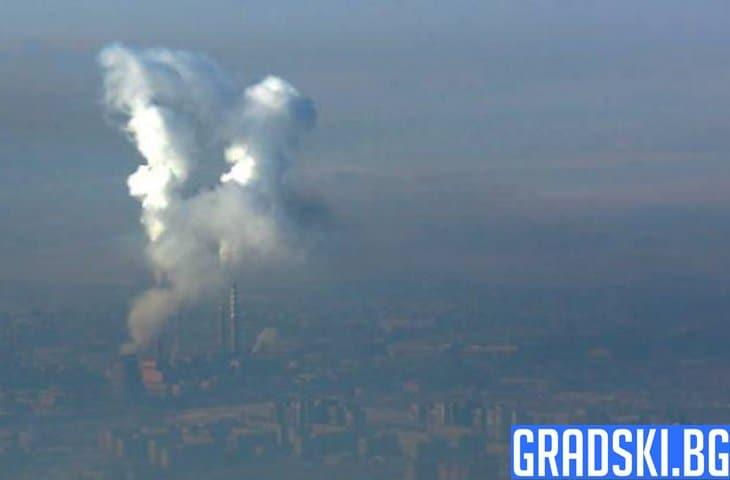 Въздухът в София опасно мръсен за пореден ден