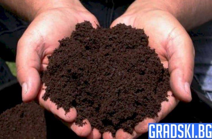Световният ден на почвата отбелязваме на 5 декември