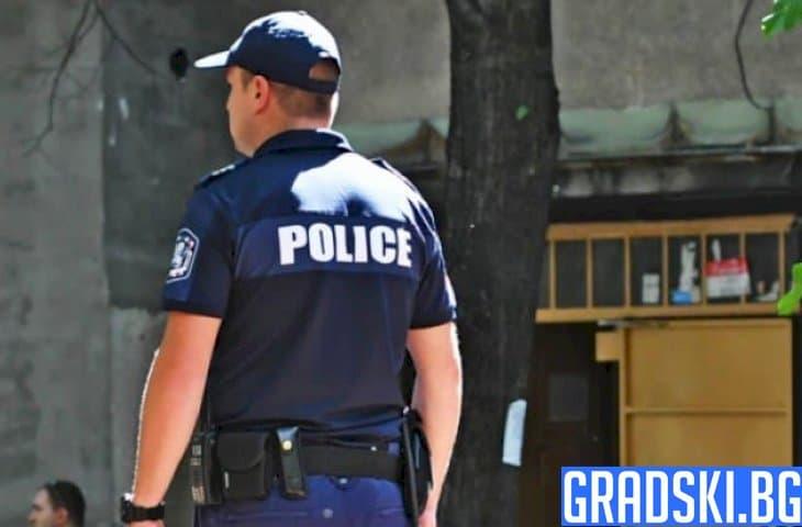 Полицаите като коминочистачите - пипни за късмет