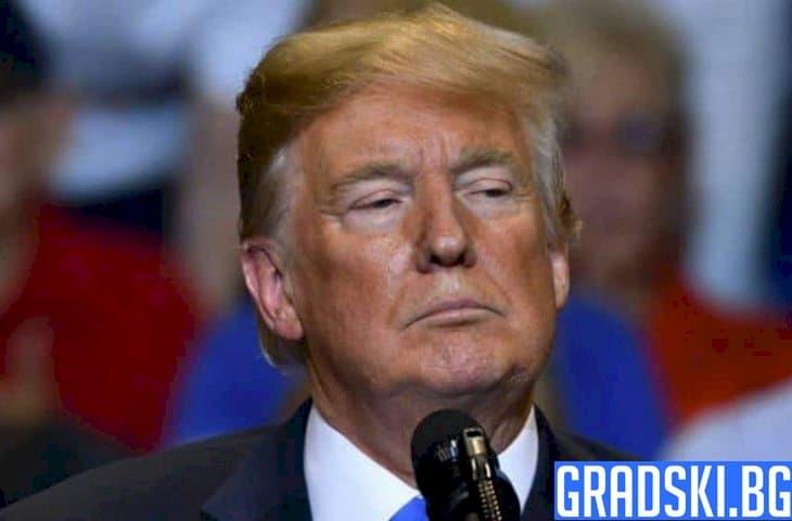 Доналд Тръмп наложи пълна забрана на пътуванията от Европа до САЩ