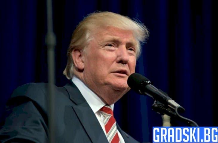 Доналд Тръмп е заразен с коронавирус
