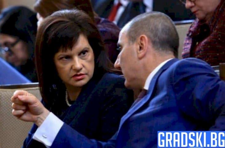 Двама депутати от ГЕРБ с коронавирус