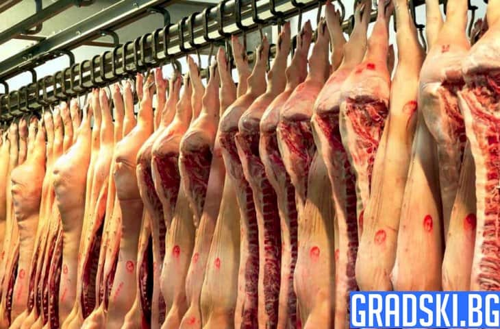 Поскъпване на свинското месо
