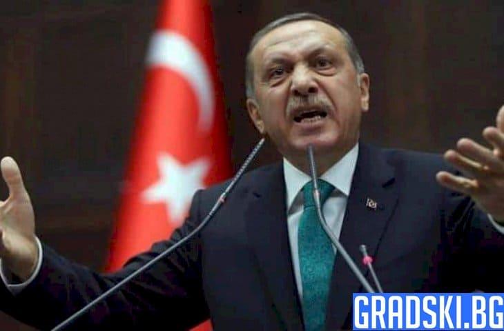 Ердоган заплаши с тежък военен удар, ако примирието в Сирия бъде нарушено