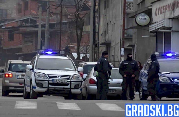 Изходите на Благоевград са блокирани в следствие на мащабна спецакция